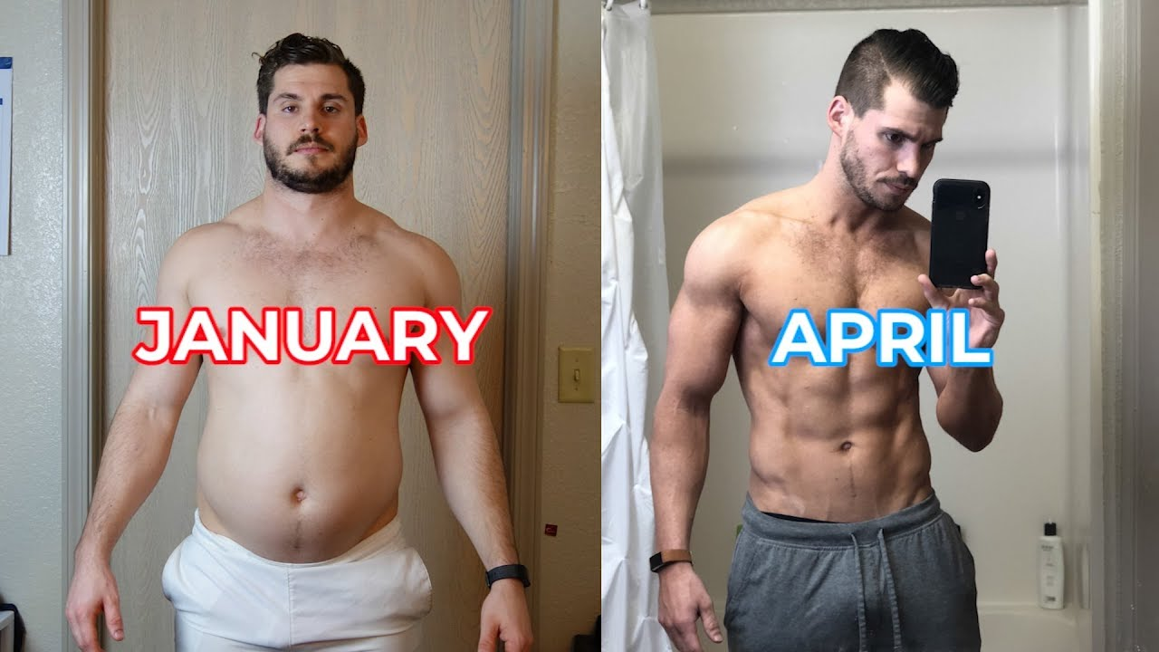 СЕ Е МОЖНО АКО СЕ САКА: Од дебелко до мускулест фраер, и